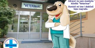 Otvoren konkurs za najbolje ime naše maskote: psa